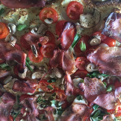 Lowcarb-Pizza